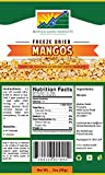 Mother Earth Products Freeze Dried Mangos (2 Cup Mylar) For Sale
