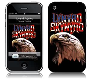 MusicSkins, MS-LS10001, Lynyrd Skynyrd - Eagle, iPhone 2G/3G/3GS, Skin