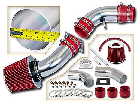 95 96 97 Mazda B2300 2.3 l4 Engine BLACK Performance Air Intake ...
