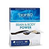 Dr. Amen BrainMD Health Brain & Body Power Dietary Supplement packet combination to support healthy memory, cognition and focus, 30 day supply Review