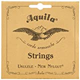 Aquila New Nylgut AQ-19 Tenor Ukulele Strings - 1 Set of 8