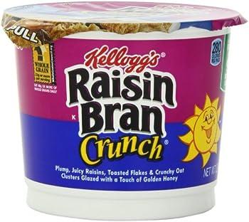 Raisin Bran Crunch Cereal Cup