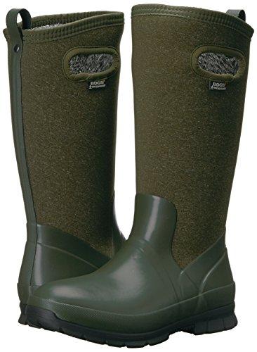 Green Dark Tall Multi Crandall Bogs wRq8xT4