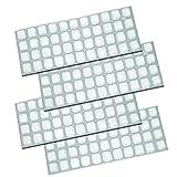FlexiFreeze Ice Sheet - 4 Pack (44 Cubes)