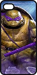 Purple Teenage Mutant Ninja Turtle Tinted Rubber Case for Apple iPhone 4 or iPhone 4s