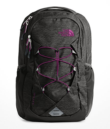 The North Face Women's Jester - Asphalt Grey Dark Heather & Dramatic Plum - OS by The North Face