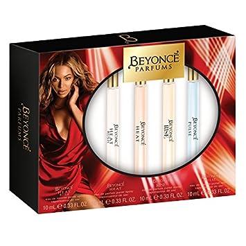 Amazoncom Beyonce Coffret Eau De Parfum Spray Set Beauty