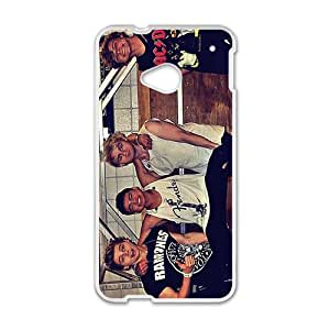 AC/DC Phone Case for HTC One M7 by icecream design