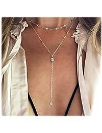 Women's Y Necklaces | Amazon.com