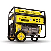 Champion Power Equipment 41135 5500 Watt Portable Generator with Wheel Kit