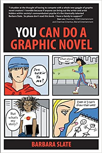Image result for You Can Do a Graphic Novel