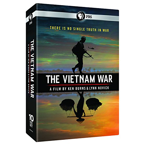 The Vietnam War: A Film by Ken Burns and Lynn Novick DVD by PBS Home Video