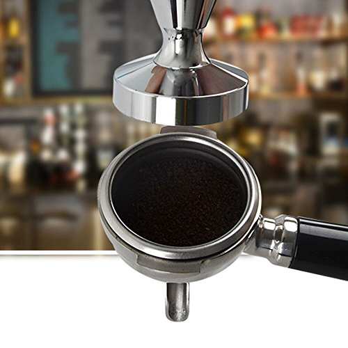Coffee Tamper Barista Espresso Tamper 49mm Base Coffee Bean Press