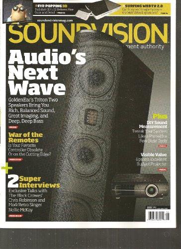Sound + Vision Magazine (Audio's Next wave, January (Webtv Receiver)