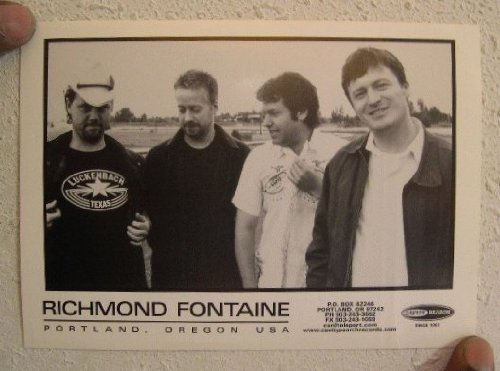 Richmond Fontaine Press Kit Photo