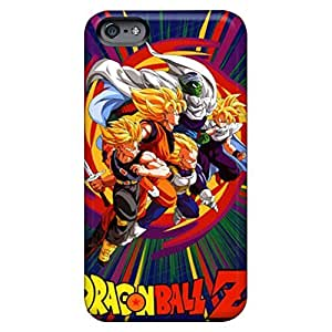 Hot mobile phone carrying skins Protective Beautiful Piece Of Nature Cases Series iPhone 6 plus 5.5 - dragon ball z