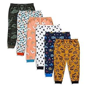 minicult Cotton Baby Pajama Pants...