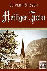 Heiliger Zorn (Kindle Single) (German Edition)