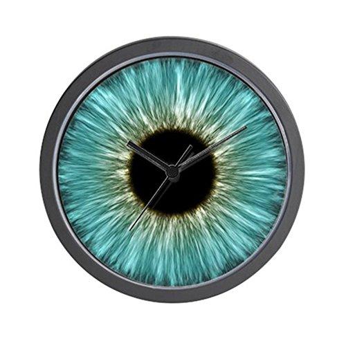 CafePress - Weird Eye Wall Clock - Unique Decorative 10