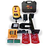 Pacific Laser Systems PLS-60561 Multi Line Laser Tool with SLD Detector