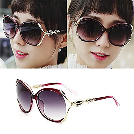 GMYANTYJ Gafas de Sol Nuevo Color Gafas de Sol Gafas de Sol ...