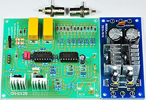Amazon Com Npn Pnp Power Transistor Curve Tracer Adapter Xy Oscilloscopes 2 Ranges Bias Comes With Power Supply Everything Else