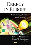 img - for Energy in Europe: Economics, Policy and Strategy book / textbook / text book