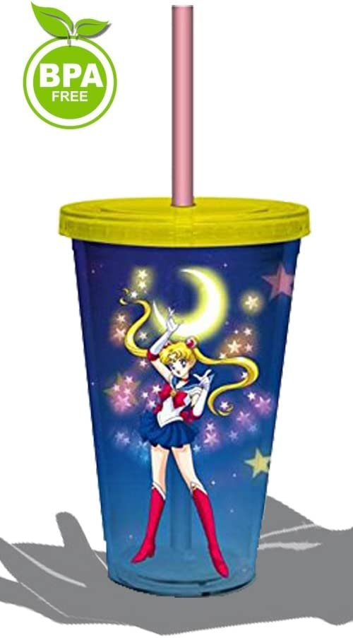 Just Funky Sailor Moon Quarter Moon Carnival Cup
