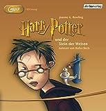 Harry Potter und der Stein der Weisen (Harry Potter, gelesen von Rufus Beck, Band 1)