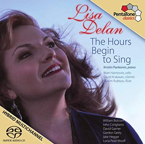 The Hours Begin To Sing - Canzoni Da Cabaret (Sacd)