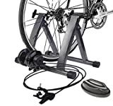 New Magnetic Indoor Bicycle Bike Trainer Exercise Stand 5 levels of Resistance