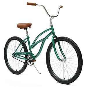 Critical Cycles Women's Beach Cruiser 1 Speed Bike