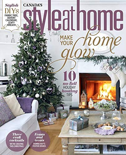 More Details about Style At Home Magazine