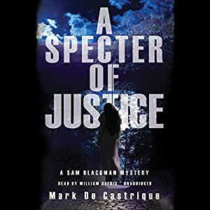 A Specter of Justice Audiobook
