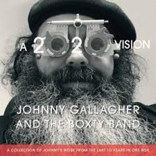 A 2020 Vision: Johnny Gallagher: Amazon.fr: Musique