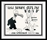 "Bugs Bunny and Beaky Buzzard in ""Bugs Bunny Gets"