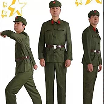 Amazon.co.jp | 旧人民解放軍服(...