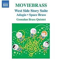 Moviebrass (Including Works By Bernstein/ Barber/ Williams/ Goldsmith) by Gomalan Brass Quintet (2010-02-23)