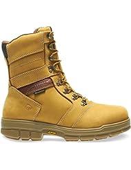 Barkley DuraShocks Waterproof Insulated 8 Steel-Toe EH Work Boot