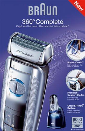 Braun 8985 - Limpiador y renovador de 360 grados: Amazon.es: Salud ...