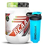 Combo BCAA 2:1:1 200gm 0.44lb Fruit Punch Amino With Omega Shaker