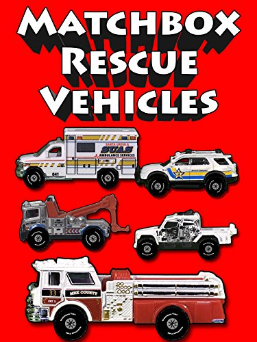 Matchbox Rescue Vehicles ()
