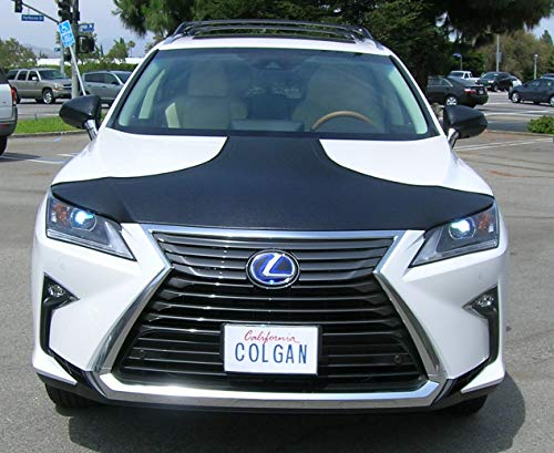 - Colgan T-Style Hood Bra Mask Fits 2016-2017 Lexus RX350 & RX450H Excludes The F Sport Models.