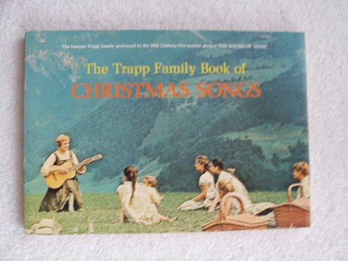 The Trapp Family Book of Christmas Songs