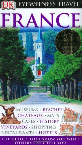 France (Eyewitness Travel Guides)