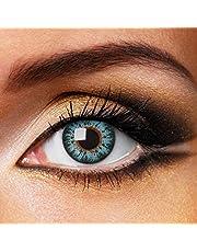 Fashionlens kleurlenzen - Glossy Brown