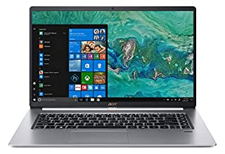 "Acer Swift 5 Thin & Lightweight Laptop 15.6"" FHD IPS Touch Display in a thin .23"" bezel, 8th Gen Intel Core i5-8265U, 8GB DDR4, 256GB PCIe NVMe SSD, Back-lit Keyboard, Windows 10 - SF515-51T-507P (B07JLBJZD4) 
