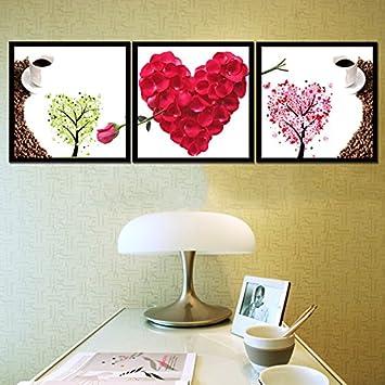 Paintsh Modernes Wohnzimmer Dekoration Malerei Moderne, Minimalistische  Wandmalereien Hochzeit Zimmer Schlafzimmer Bett Gemälde Restaurant Gemälde