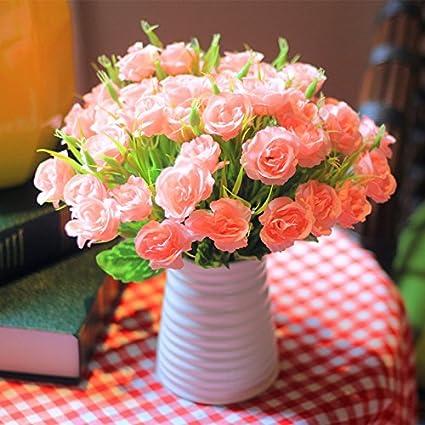 XIAOLI& Flores Artificiales Flores Artificiales Se Adaptan A La Sala De Estar Decorativos De Flores Decoración