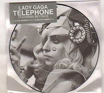 LADY GAGA - TELEPHONE - 7 inch vinyl / 45